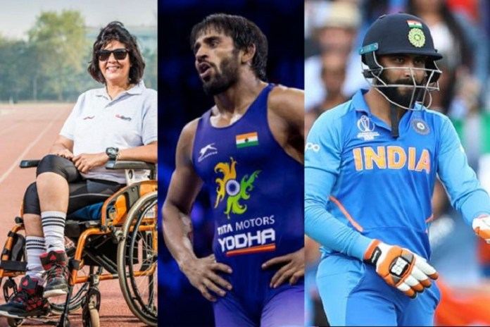 Rajiv Gandhi Khel Ratna Awards :  Sports News, World Cup 2019, Latest Sports News, India, Sports, Latest Sports News, TNPL 2019, TNPL Match 2019