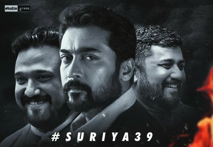 Suriya 39 Official Update Out Now - Here is The More Details | Suriya | Siruthai Siva | Studio Green | Kollywood Cinema News