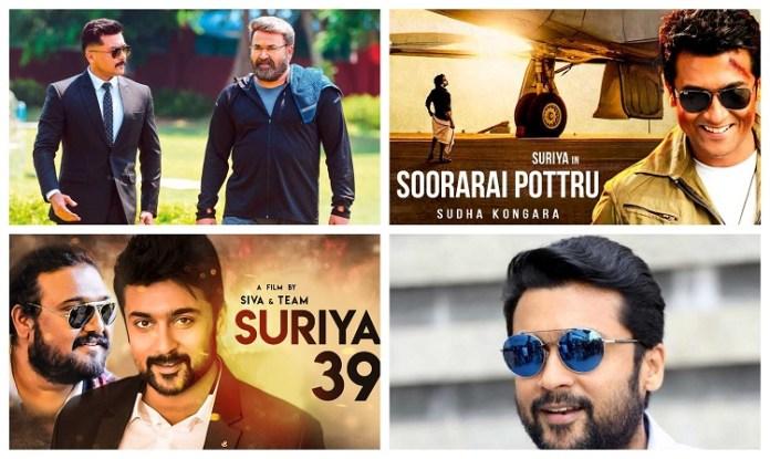Suriya Upcomming Movies Release Dates is Here.! | Kappaaan Movie Release date | Soorarai Potru Movie Release Date | Suriya 39 Release Date
