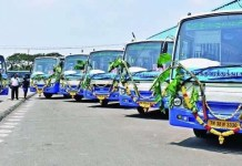 Tamilnadu New Govt Buses : Political News, Tamil nadu, Politics, BJP, DMK, ADMK, Latest Political News, Govt Buses, Chennai
