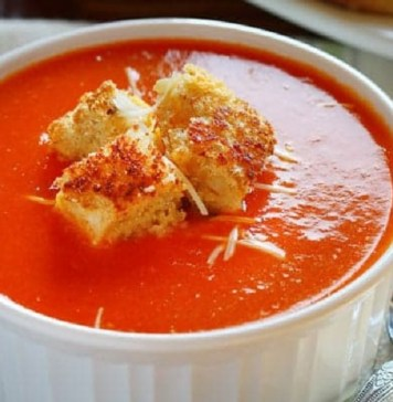 Tomato Soup Recipe : South Indian Recipe, Easy Rice Recipe, Veg Recipes of India, Quick And Easy Recipes, Indian Recipes, Easy Recipe