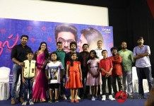 100 Percent Kaadhal Press Meet Stills