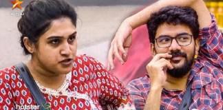 Bigg Bosss 11th Eviction Final Status : Who Will Get Nominate?   Bigg Boss Tamil   Bigg Boss Tamil 3   Vanitha   Sherin   Kavin   Sandy   Tharshan