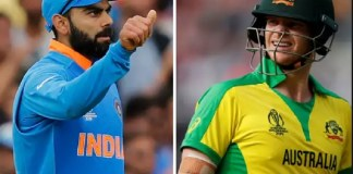 Virat Kohli and Steve Smith : Sports News, World Cup 2019, Latest Sports News, India, Sports, Latest Sports News, India vs Australia