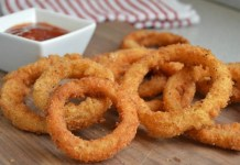 Crispy Onion Rings : South Indian Recipe, Easy Rice Recipe, Veg Recipes of India, Quick And Easy Recipes, Indian Recipes, Easy Recipe