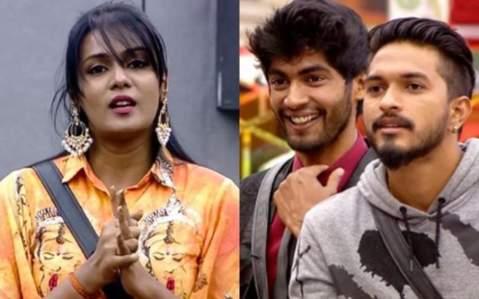 Meera Mithun Tweet About Mugen and Tharshan   Bigg Boss 3   Kamal Haasan   Sandy   Kavin   Vanitha Vijayakumar   Tamil Cinema