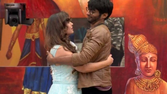 Sherin Dance with Tharshan