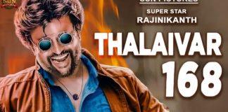 Thalaivar 168 Movie Title