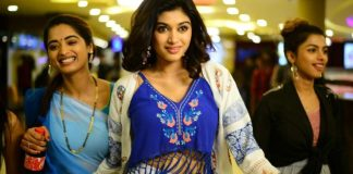 90ml Movie Actress Oviya HD Images