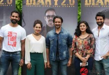 Police Diary 2.0 Press Meet Stills