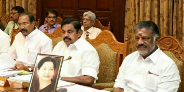 Tamilnadu Cabinet meeting to be held tomorrow