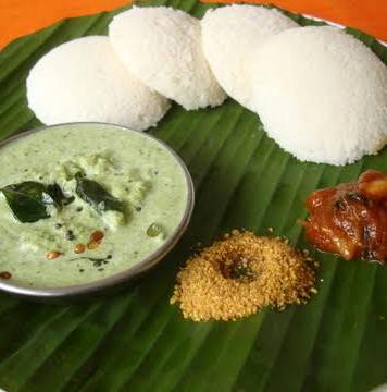 Coconut Leaf Idli Recipe