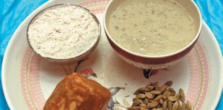 Frequently add wheat porridge to the diet