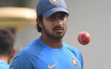 Vijay Shankar as captain