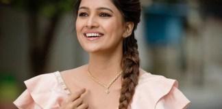Actress Vani Bhojan Latest Photos