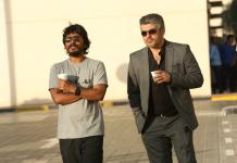 Ajith and Vishnu Varadhan