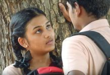 Manathin Saalayil Lyric Video