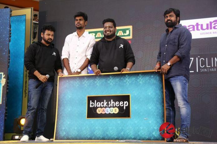 The Grand Launch of Blacksheeps Adutha 6 Photos