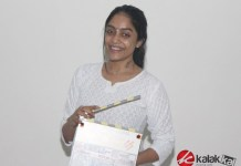 Capital Film Works Web Series Pooja Stills