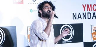 Sid Sriram Promotes All Love No Hate Live In Concert in Chennai