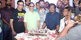 Actor Simbu Birthday Celebrations Stills