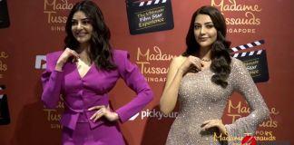 Madame Tussauds version of Kajal Aggarwal