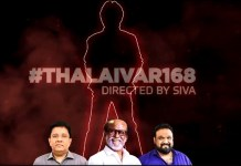 Thalaivar 168 Latest Announcement