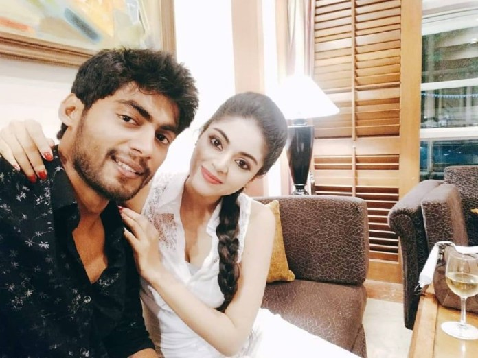 Tharshan And Sanam Shetty