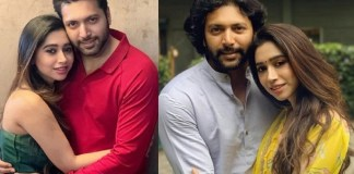 Jayam Ravi Wife Photos