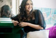 Striking Beauty Smruthi Venkat