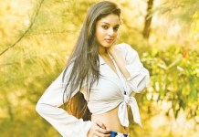 Sanam Shetty Photoshoot Before Lockdown