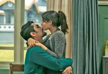 Andrea Liplock Kiss With Siddharth