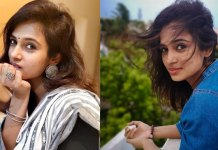 Actress Ramya Pandiyan Stills