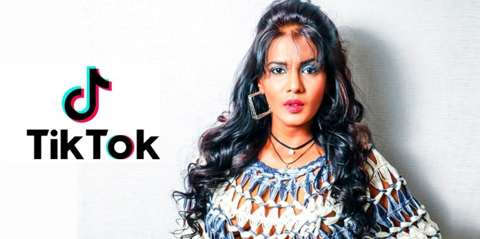 Meera Mitun Against on Tik Tok