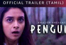 Penguin Movie Official Trailer Reaction