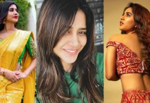 Actress Nabha Natesh Stills