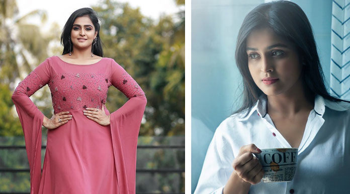 Actress Ramya Nambeesan Latest Stills