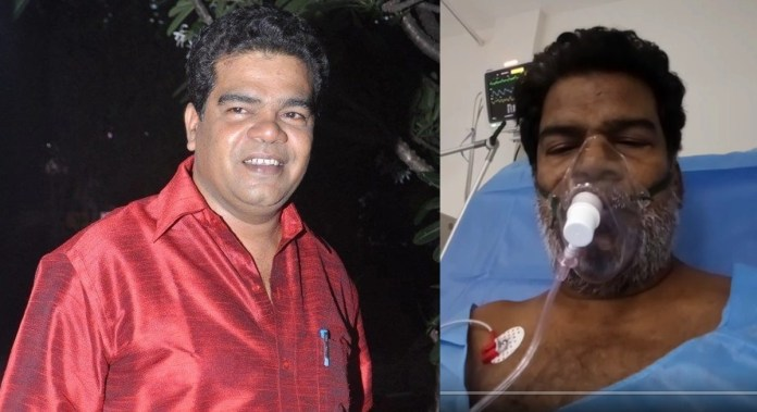 Actor Ponnambalam Admitted in Hospital