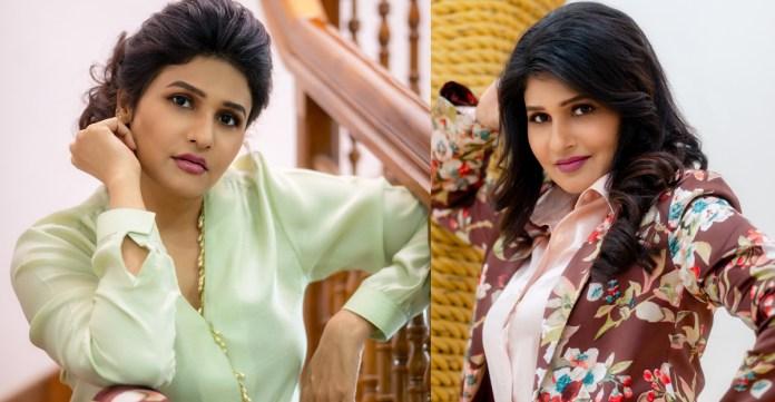 Actress Anjena Kirti Latest Photos