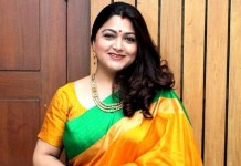 Actress Kushboo in Gense Gettup