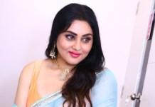 Actress Namitha's Political