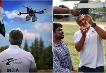 Ajith in Aeronautical Research