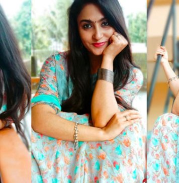 Actress Anithra Nair Latest Stills