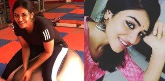 Actress Indhuja Ravichandran Latest Stills
