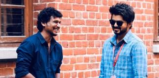 Vijay and Lokesh Kanagaraj Meeting