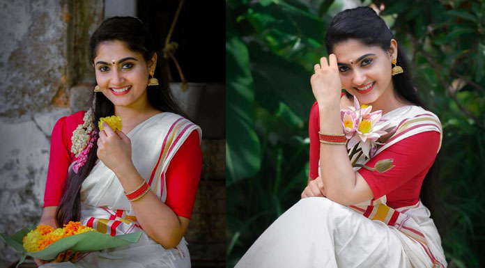 Actress Anithra Nair Latest Photos