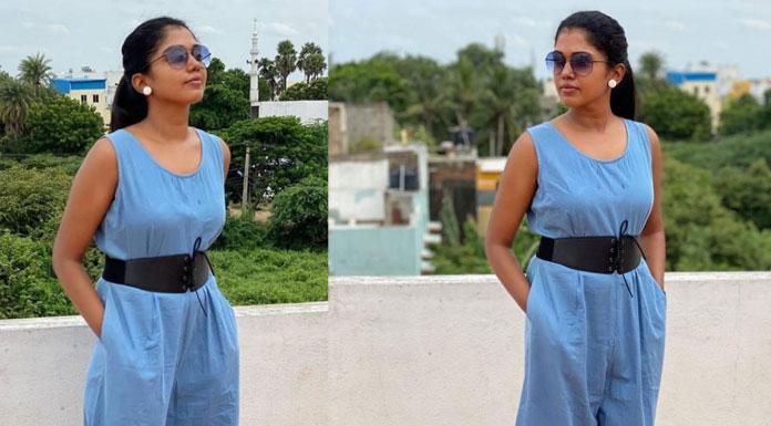 Bold Actress Riythvika Latest Photoshoot Stills