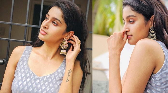 Actress Tanya Ravichandran Latest Photos