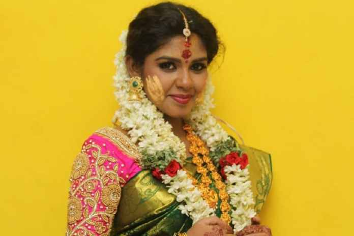 Pandian Stores Hema Blessed With Baby Boy