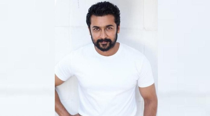 Suriya Photoshoot for NGK Movie
